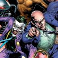 The origin point! The secret behind Lex Luthor's plans, the reasons that lead to Lex Luthor return to villainy, the assemblage of the Legion of Doom is finally revealed!