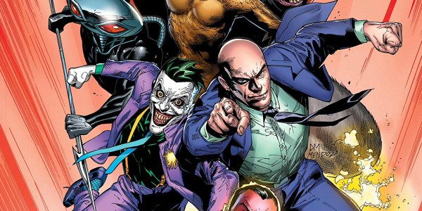 The origin point! The secret behind Lex Luthor's plans, the reasons that lead to Lex Luthor return to villainy, the assemblage of the Legion of Doom is finally revealed! As […]