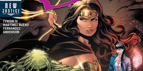 The Justice League Dark returns but will they be enough to save the world? Magic has gone awry, big style, Zatanna loses control and it takes Wonder Woman to step […]