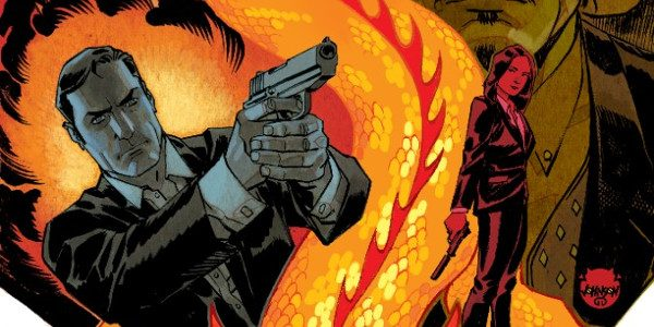 Dynamite to Publish Monthly Beginning November Dynamite Entertainment andIan Fleming Publications Ltd. are set to launch an epic new ongoingJames Bondcomic series from superstars Greg Pak (Planet Hulk, Weapon X) […]