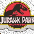 "Dark Horse Invites You to Color the Rich Settings of ""Jurassic Park"" and ""Jurassic World"""