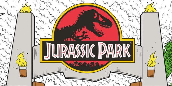 "Dark Horse Invites You to Color the Rich Settings of ""Jurassic Park"" and ""Jurassic World"" With the 25th Anniversary of Jurassic Park opening in theaters and the recent release of Jurassic […]"
