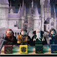 This morning, the largest LEGO version of the Hogwarts Castle was revealed. This highly detailed set has 6,020 pieces and is built to microscale.