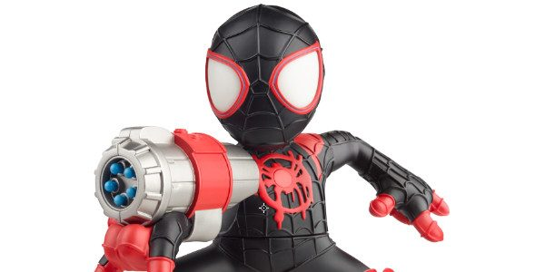 New Hasbro Marvel Spider-Man: Into the Spider-Verse items available this Fall, including a 6-inch Figure Assortment, the Super Collider Playset, and the Countdown Collection.  MARVEL SPIDER-MAN: INTO THE SPIDER-VERSE ONE […]
