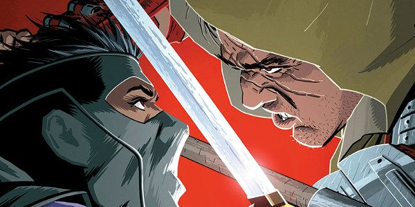 As revealed at Comic Book Resources, Valiant is proud to present your first look at NINJA-K #11, the FIRST ISSUE in a BRAND-NEW STORY ARC and a striking new jumping-on […]