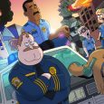 NEW ADULT ANIMATED COMEDY PREMIERES AUGUST 31
