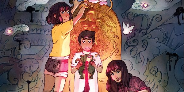 The Road To San Diego Announcement #4: Discover The Power of Family in November 2018 BOOM! Studios is proud to continueThe Road to San Diego, a ten-day spotlight on the […]