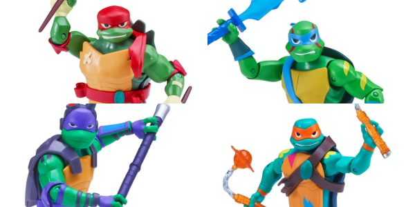 With San Diego Comic-Con just around the corner, we wanted to share information on exclusive figures from Playmates Toys, inspired by Nickelodeon's brand-new animated series, Rise of the Teenage Mutant […]