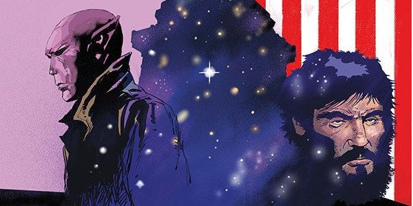 """With this issue of Dark Horse's Resident Alien, the mini-series comes to a close. Issue 4 continues the New York (as per the mini-series title """" An Alien in New […]"""