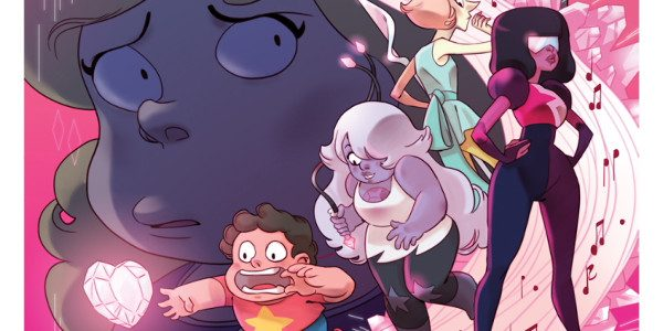 Discover A New Adventure For Steven and The Crystal Gems in August 2018 BOOM! Studios and Cartoon Network today revealed a first look atSTEVEN UNIVERSE: HARMONY #1, kicking off an […]