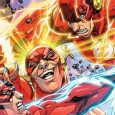 It's the 50th issue of Joshua Williamson's Flash run, and what better way to kick things off with an annual issue!