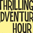 """It's based on old radio shows, ladies and gentlemen, Boom Comics presents The Thrilling Adventure Hour, with your hosts Frank and Sadie Doyle in """"A Spirited Romance""""!"""