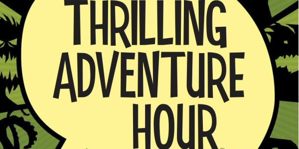"It's based on old radio shows, ladies and gentlemen, Boom Comics presents The Thrilling Adventure Hour, with your hosts Frank and Sadie Doyle in ""A Spirited Romance""! There's a big […]"