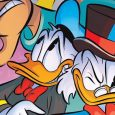 There's a new issue of Uncle Scrooge from IDW. It features a done-in-one epic story written by Superman co-creator, Jerry Seigel!