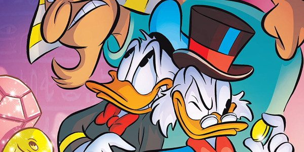 There's a new issue of Uncle Scrooge from IDW. It features a done-in-one epic story written by Superman co-creator, Jerry Seigel! Jerry Seigel, who in the 70's wrote for Disney's […]