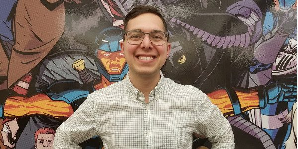 Former employee of New York's famed Forbidden Planet comic book store joins the award-winning publisher Valiant Entertainment is proud to announce that it has named comics retailer veteran Matthew Kleinits […]