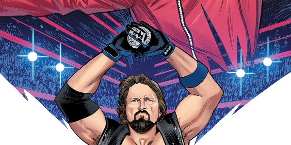 The Road To San Diego Announcement #5: Discover The Untold History Behind One of WWE's Greatest Superstars in October 2018 BOOM! Studios is proud to continue The Road to San Diego, […]