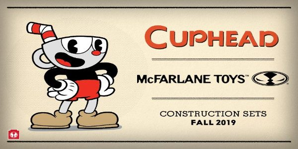 McFARLANE TOYS AND CUPHEAD™ MAKE A DEAL (BUT NOT WITH THE DEVIL) TO CREATE McFARLANE CONSTRUCTION SETS It's a good day for a swell addition to the McFarlane Toys Construction […]