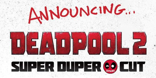 THIS TIME, HE'S COMING HARDER. THE DEADPOOL 2 SUPER DUPER $@%!#& CUT PREMIERES ON DIGITAL AUGUST 7 AND 4K ULTRA HD & BLU-RAYTM AUGUST 21 PLUS DEADPOOL AND FRIENDS DROP […]
