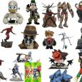 The biggest pop-culture exhibition of the year is in our rear-view, and while many companies showed off new items, Diamond Select Toys revealed dozens of new products scheduled for release […]