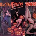 Standalone issues of Vampirella, Army of Darkness, Bettie Page, Elvira and Red Sonja will hit stands October 24th!