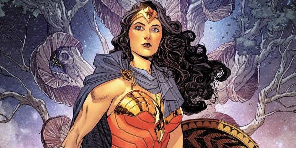 Award-Winning Author and Creator Returns to DC as New Ongoing WONDER WOMAN Writer with Artist Cary Nord Following DC publisher Dan DiDio's surprise reveal on today's episode of DC All […]