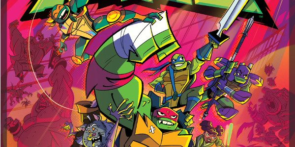 Nickelodeon S Reimagined Rise Of The Teenage Mutant Ninja Turtles Bows Monday Sept 17
