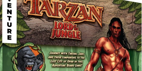 The multimedia legend of Tarzan becomes the next epic board game from Dynamite Entertainment. Dynamite Entertainment and Edgar Rice Burroughs Inc. are pleased to announce a partnership with Lynnvander Studios […]