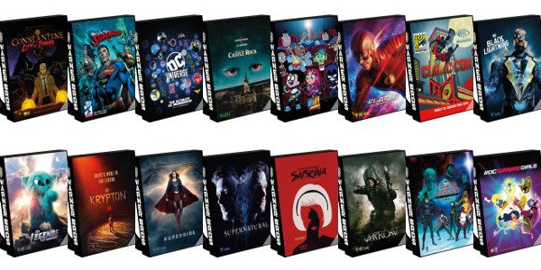 Snap-Happy Fans Can Hop on Over to the Warner Bros. Booth with Their New Bags and 12 Collectible Pins for a Photo Finish Warner Bros. and Comic-Con® have teamed up […]