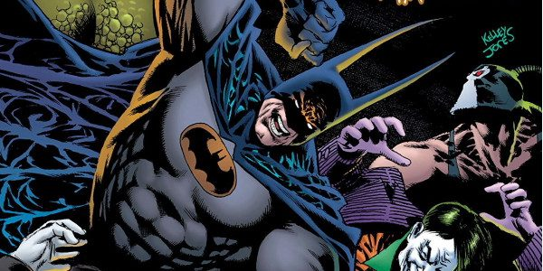 Batman hunts the Scarecrow in a new miniseries from DC entitled Batman Kings of Fear. It's written by Scott Peterson and illustrated by Kelley Jones, with Michelle Madsen on colours. […]