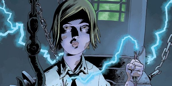 If you like outlandish and fascinating stories, check this one out: Dark Horse Comics' Black Hammer: Age of Doom issue 4. How could I possibly summarize what Jeff Lemire has […]