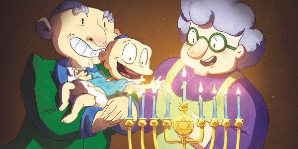 Hold Onto Your Diapies In an All-New Rugrats Special from BOOM! Studios BOOM! Studios today announcedRUGRATS: C IS FOR CHANUKAH #1, an oversized one-shot comic in November about a Rugrats […]