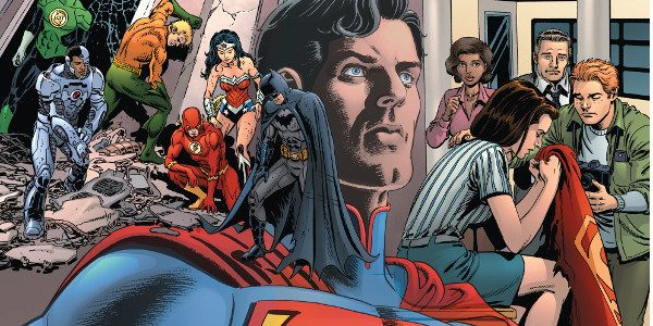 Today DC launchesTHE DEATH OF SUPERMAN: PART 1, a new Digital First series following the digital release ofThe Death of Supermananimated film from Warner Bros. Home Entertainment. The new series […]