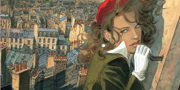 """Lavishly Painted Story of WWII French Resistance Fighter Contends for """"Best European Book"""" Award The lush watercolors and masterful storytelling of French artistJean-Pierre Gibrathave earned him a2018 Harvey Awardnomination forFlight […]"""