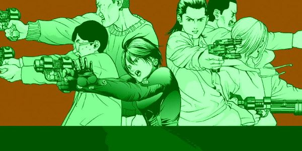 From Dark Horse comes a huge Manga Omnibus: Gantz Omnibus #1. Here's the basics about this title: Two Tokyo teens are killed in a subway train incident. But when they […]