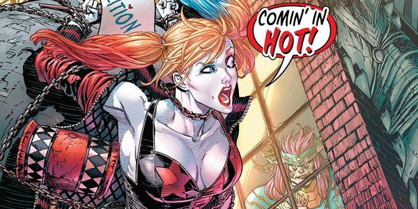 Harley comes back to Earth with a bump this issue as she tries to save her home. I loved this issue Harley has to find a job to raise enough […]