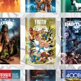 Get over 150 issues of Valiant comics while helping to support The Keep A Breast Foundation!