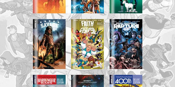 Get over 150 issues of Valiant comics while helping to support The Keep A Breast Foundation! Valiant Entertainment and Humble Bundle are proud to announce the launch of a new […]