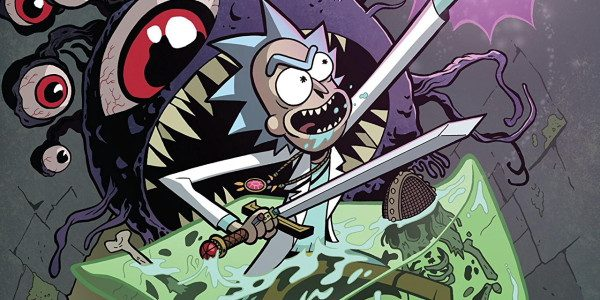 IDW Comics brings you a crossover of Adult Swim's show Rick and Morty, but now it's Rick and Morty vs. Dungeons and Dragons on its first issue. I'm a little […]