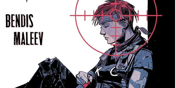 Scarlet jumps straight into the action and doesn't stop in this dystopian future where Portland has been quarantined. Scarlet is the boss but just barely keeping it together and keeping […]