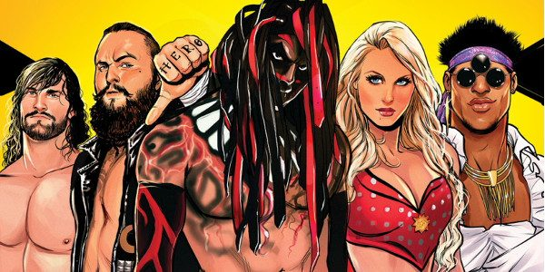 BOOM! Studios and WWE today unveiled a first look atWWE: NXT TAKEOVER – THE BLUEPRINT #1, kicking off a weekly event series on-sale in September 2018. NXT has become WWE's […]