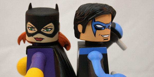 Batman's most trustest lieutenants get immortalized in vinyl, in a Minimate style! If you're familiar with Vinimatesby now, they look like the iconic Diamond Select Minimates, but they are 4″ […]