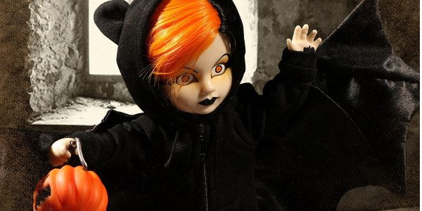 Something is aflutter this Halloween season… Celebrate Halloween 2018 with The Living Dead Dolls: Vesper. Vesper, translating to 'evening' in archaic Latin, incarnates Halloween and is ready for a night […]