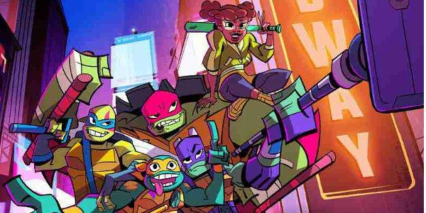 The first episode is called Mayhem, where the turtles are trying to help April and her new-found pet and how the turtle's world is populated with mutants. If this first […]