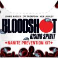 With the release of Valiant's next tentpole ongoing series, BLOODSHOT RISING SPIRIT #1, the critically acclaimed comic publisher is proud to announce a super-limited new promotional item exclusively available to […]