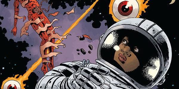 The new issue of Dark Horse's Black Hammer, Age of Doom #5, gets right to the heart of it. So what is the heart of the Black Hammer comic series? […]