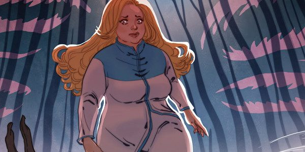 As first revealed at The Beat, Valiant is proud to presenta firstlook within the pages of FAITH: DREAMSIDE #2, the second issue of the BRAND-NEW MINISERIES by writer extraordinaire Jody […]