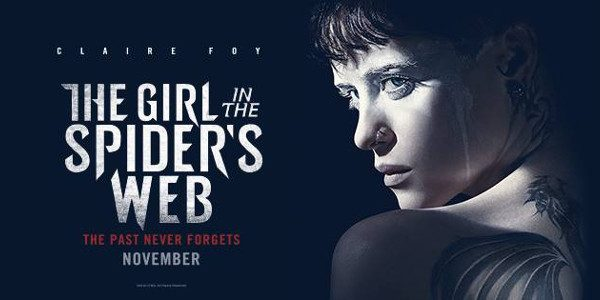 "Sony Pictures has released the new trailer for THE GIRL IN THE SPIDER'S WEB "" order_by=""sortorder"" order_direction=""ASC"" returns=""included"" maximum_entity_count=""500″] A new Dragon Tattoo story comes to the screen starring Claire Foy […]"