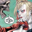 Harley tries again to finish off Lord Death Man and boy does she know how to go about it.