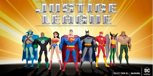 New DC Collectibles 6-inch Action Figure Line Will Be Available Exclusively on DC Universe Subscription Service Straight from the screen to your shelves, DC Collectibles is gearing up to release […]